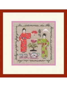 Le Bonheur des Dames - Kimonos