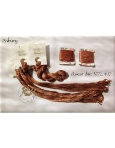 Fil Nina's Threads - coton mouliné - Asbury