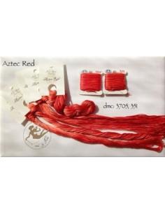 Fil Nina's Threads - coton mouliné - Aztec Red
