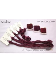 Fil Nina's Threads - coton mouliné - Bardane