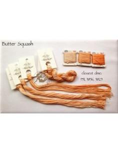 Fil Nina's Threads - coton mouliné - Butter Squash