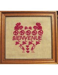 La Cigogne qui brode - Coeur Alsace