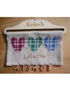 La Cigogne qui brode - Kelsch Collection 1