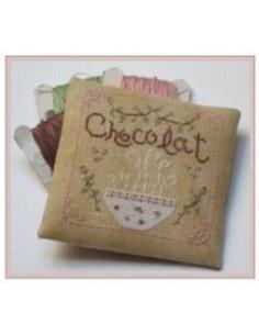 Les Créations de Chrystelle - Magnet Chocolat