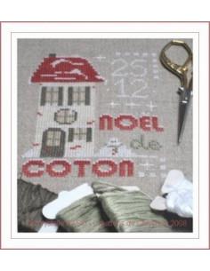 Les Créations de Chrystelle - Noël de coton