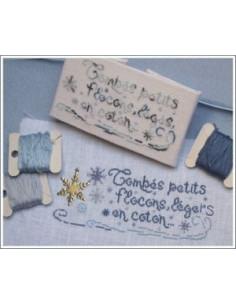 Les Créations de Chrystelle - Petits Flocons