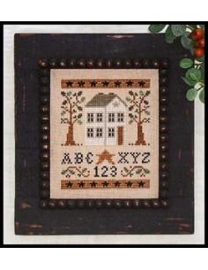 Little House Needleworks - ABC 123