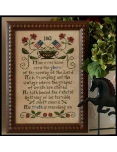 Little House Needleworks - Battle Hymn of the Republic
