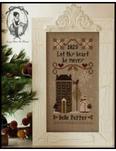 Little House Needleworks - Be Merry - Belle Pepper