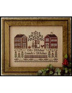Little House Needleworks - City Stitcher*Country Stitcher