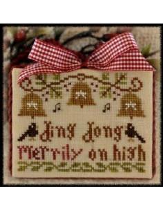 Little House Needleworks - Ding Dong Merrily on Hign