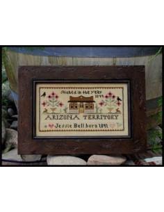 Little House Needleworks - Jessie Bell - Arizona Territory