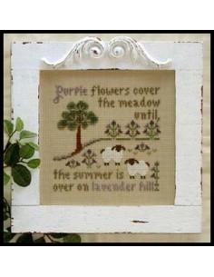 Little House Needleworks - Lavender Hill