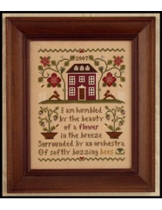 Little House Needleworks - Nature s Beauty