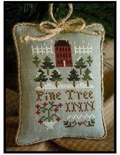 Little House Needleworks - Pine Tree Inn
