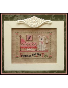 Little House Needleworks - Princess and the P