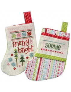 Lizzie Kate - Merry little Stockings