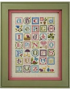 Lizzie Kate - Spring Alphabet
