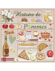 Madame La Fée - Histoire de Pommes