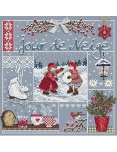 Madame La Fée - Jour de Neige