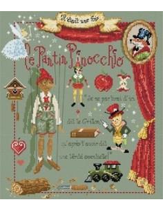 Madame La Fée - Le Pantin Pinocchio