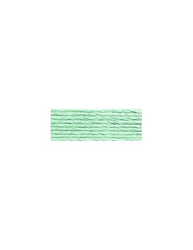 Dmc 564 col vert malachite clair broderie passion - Vert de malachite ...