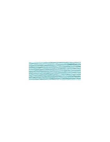 Dmc 598 col lagune turquoise broderie passion for Boutis turquoise
