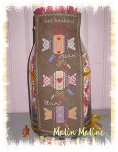Malin Maline - Guirlande de bonbons