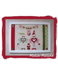 Malin Maline - Lutins de Noël