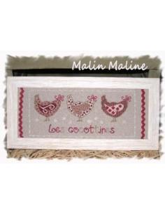 Malin Maline - Les cocottines à la campagne
