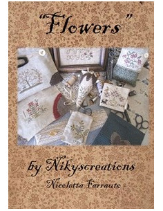 Nikyscreations - Brochure Flowers
