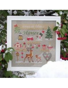 Passion Bonheur - Doux et blanc hiver
