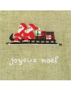 Points com - Joyeux Noël - luge