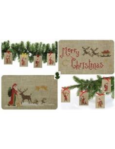 Sara Guermani - 10 Christmas Ornaments