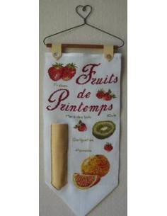 Soliflore Fruits de Printemps