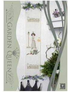 """Fiche Stickdesign """"Garden Qeen"""""""