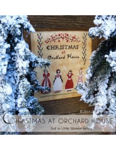 The Primitive Hare - Christmas at Orchard House
