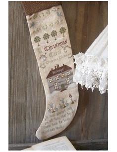 The Primitive Hare - Christmas Carol Sock
