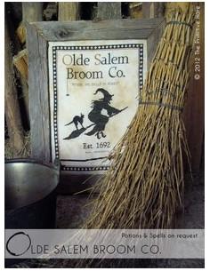The Primitive Hare - Olde Salem Broom Co.