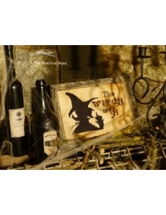 The Primitive Hare - The Witch is in...