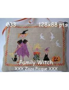 Zaza Picque - Family Witch