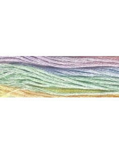 Crescent Colours - Baby Blanket