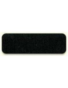 Di van Niekerk - Ruban de soie 2 mm - 125 - Black
