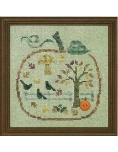 Bent Creek - a Pumpkin full of Autumn Fun