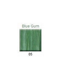 House of Embroidery - Ruban 2mm - Blue Gum