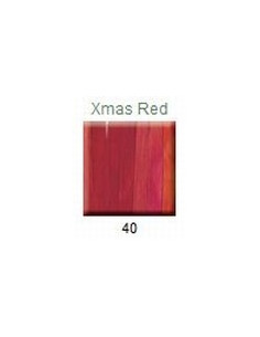 House of Embroidery - Ruban 2mm - Xmas Red