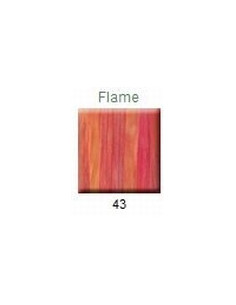 House of Embroidery - Ruban 2mm - Flame