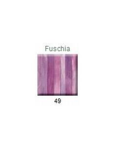 House of Embroidery - Ruban 2mm - Fuchsia