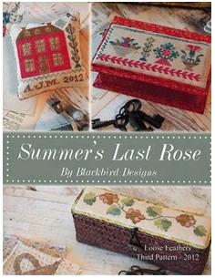 Blackbird Designs - Brochure - Summers Last Rose