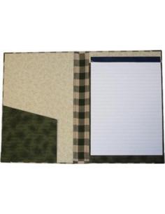 Kit de cartonnage - Bloc-notes Format A5